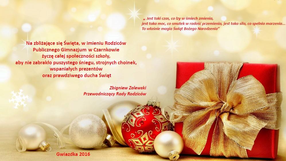 Życzenia Bożonarodzeniowe 2016 » Szkoła Podstawowa nr 2 c24d2a89a