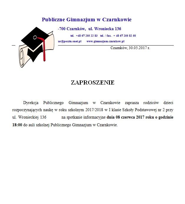 Aktualności 201617 Szkoła Podstawowa Nr 2